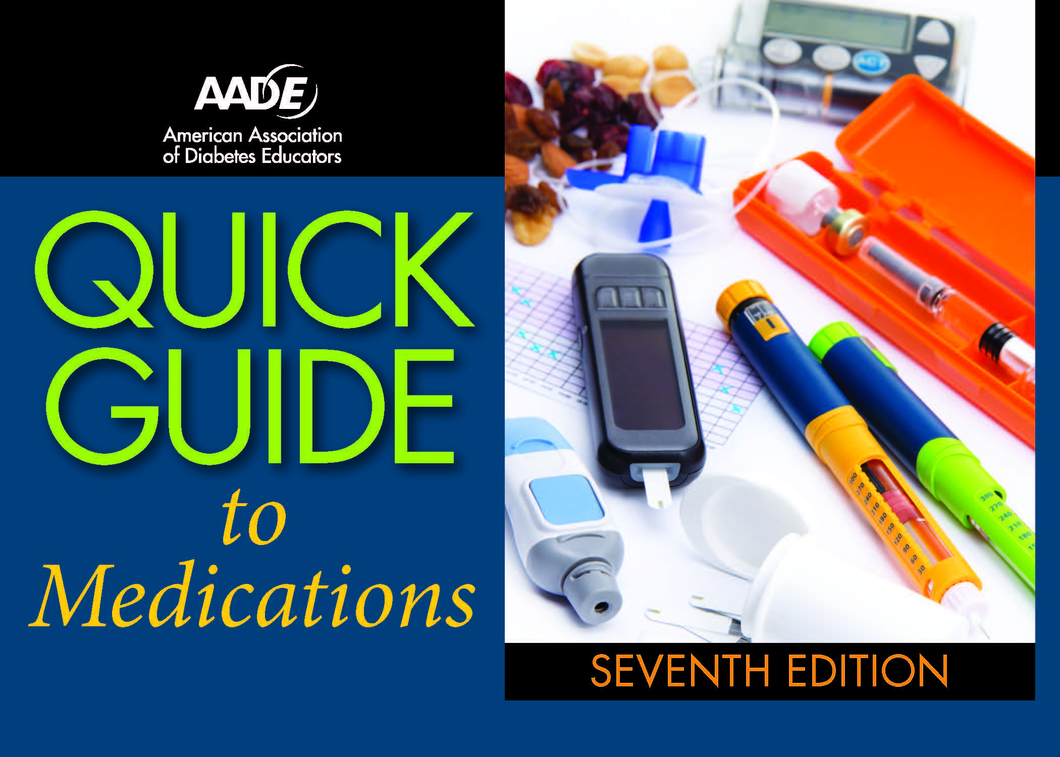 Product detail aade quick guide to medications 7th edition 1betcityfo Image collections